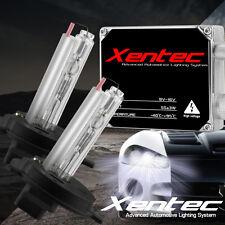 XENTEC AC 55w Xenon HID Kit H7 8000K Ice Blue Beam HeadLight Conversion Light