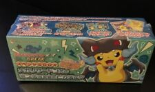Pokemon Card Special Box Pikachu Cosplay Megalizardon X Poncho X Y JP •NEW•NICE•