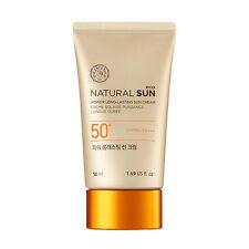 [The FACE Shop] Natural Sun Eco Power Long Lasting Sun Cream - 50ml (SPF50+ PA++