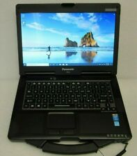 used Panasonic Toughbook CF-53 i5 2.7G 8GB RAM 128G SSD Touch BLK win10 pro