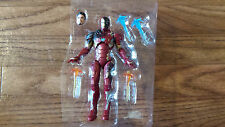 "Marvel Legends Battle Damaged Iron Man Civil War Movie from 3 Pack MCU 6"" LOOSE"