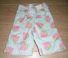 Next Girls' 100% Cotton Trousers & Shorts (0-24 Months)