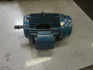 WEG 20 HP Electric Motor R01518ET3Y160L-W22  W22 Tru-Metric