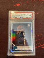 2019-20 Donruss Optic Holo Prizm #158 Zion Williamson Pelicans RC Rookie PSA 9