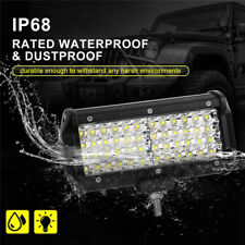 6.5'' 144W LED Work Light Bar Spot Beam LED Cubes for Truck Boat Motorcycle Jeep