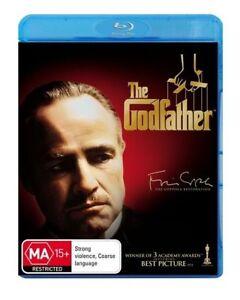 THE GODFATHER: PART I (1972) Al Pacino [BLURAY] NEW+SEALED