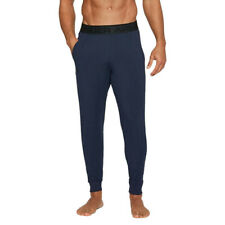 Under Armour Mens Recover Ultra Comfort Sleepwear Pants Trousers Bottoms Blue