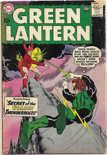"Green Lantern #2 DC Comics 1960 1st Appearance of ""Pieface"", 1st Quard VG-"