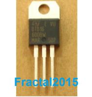 Triac 12 A 600 V TO220 AB Typ BTB 12-600CWRG  4 Stück