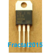 1PCS ST BTB16-600BW TO-220 16A TRIACS