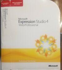 Microsoft  Expression Studio 4.0 Web Professional NHF-00006 by  NHF-00002