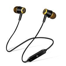 HIFI Super Bass Headset Sport Running Headphone Wireless Bluetooth 4.1 Earphone