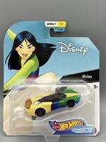 Hot Wheels 2020 Mulan Disney Character Cars Series 7