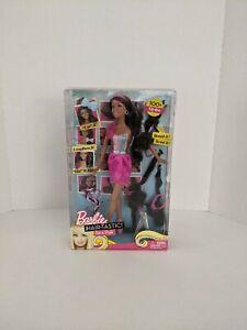 2011 Barbie Hair*tastic! Cut & Style Doll