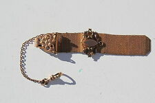 D&C Antique Victorian Watch Fob With Chain 7902