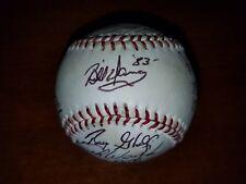 1983 Reading Phillies Team Autographed Baseball Carmen Daulton LaValliere Stone