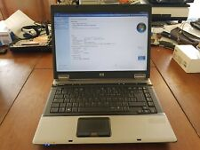 PC Portable HP Compaq 6730b Pentium 1.66GHz HDD 250Go Ram 4Go Windows 7 Familial