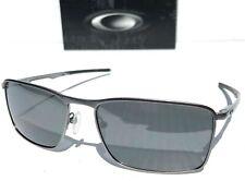 NEW Oakley CONDUCTOR 6 Lead  POLARIZED PRIZM Black Iridium Lens Sunglass 4106-10