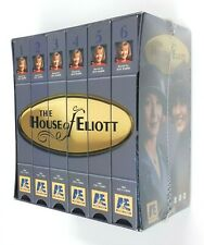 BBC - The House of Eliott - 6-Tape VHS Set 1991 A&E Series New and Sealed