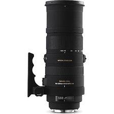 Sigma EX 150-500 mm F/5.0-6.3 APO HSM DG OS Obiettivo Sony Minolta montaggio mount