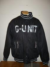 Mint condition 50 Cent G-Unit Heavyweight outerwear zipper jacket