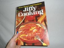 Vintage 1967 Better Homes & Gardens JIFFY COOKING - 1st Edition 7th Printing
