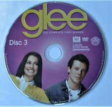 GLEE - SEASON 1 - DISC 3 REPLACEMENT DVD DISC ONLY
