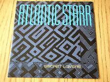 """ATLANTIC STARR - SECRET LOVERS   7"""" VINYL PS"""