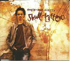 EAGLE EYE CHERRY Skull Tattoo 2 UNRELEASED & VIDEO CD single SEALED USA seller