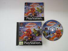 Mupet Race Mania (Sony PlayStation 1, 2000) - European Version