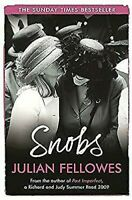 Snobs Libro en Rústica Julian Fellowes