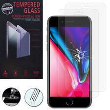 """2 Films Verre Trempe Protecteur Protection pour Apple iPhone 8 Plus 5.5"""""""