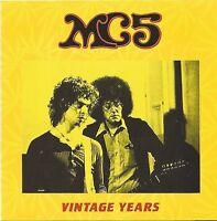 MC5 / VINTAGE YEARS * NEW CD NEU *