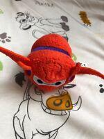 Disney Tsum Tsum Pixar Big Hero 6 Baymax Mini Soft Toy Plush Beanie Super Suit