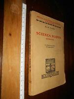 LIBRO:Vico Giovanni Battista SCIENZA NUOVA (ESTRATTI)