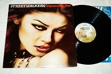 Streetwalkers – Vicious but fair, LP, US 1977, VG + +