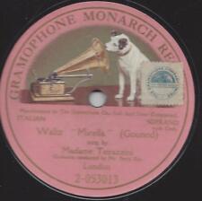 """Luisa Tetrazzini canta Gounod: Waltz """"MIRELLA"""""""