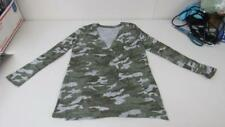 Justice Green/Gray Camo Snuggly Soft Cardigan Sweater UPick Size NEW