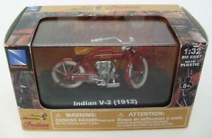 Indian Motorcycle – Indian V-2 1912 – 1:32 – New Ray Toys