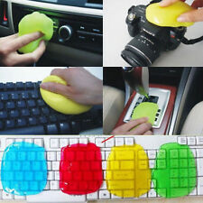 Computer Cleaning Putty Gel Clean Cyber Dust Crumbs Keyboard Desk Laptop Tools