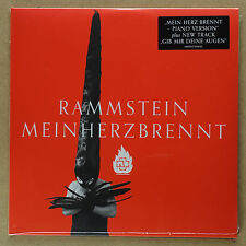 "RAMMSTEIN - Mein Herz brennt ***LTD 7""-Vinyl***NEW***sealed***"