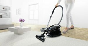 Bosch BGS5SIL66B Vacuum Cleaner Without Bag, 700 W, 3 Litres, 1.8, Very Quiet 66