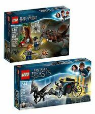 LEGO Harry Potter 75950 Aragog's Lair & 75951 Grindelwald's Escape   New