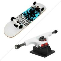 2Pcs 4-8 inch Aluminum Magnesium Alloy Pro Bridge Skate Board Trucks Bracket