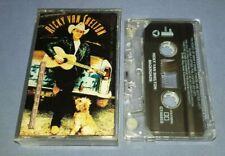 RICKY VAN SHELTON BACKROADS cassette tape album T8285