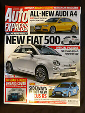Auto Express, 8th July 2015, Britain's biggest selling weekly car magazine