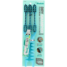 Conair Flexi Head Dry Shampoo Porcupine Brush