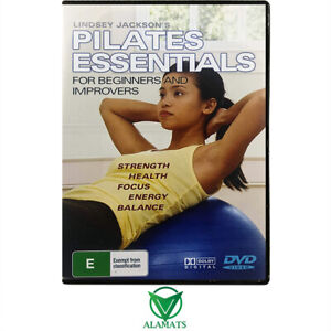 Pilates Essentials For Beginners & Improvers Lindsey Jackson DVD [T]