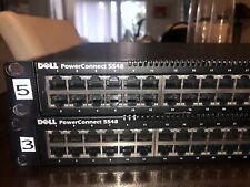 Dell PowerConnect 5548 Cn-0Fxp1R PoE Managed Gigabit Switch *4 available*