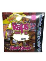 Street Kaps Game Kit Vintage 90s Pogs Slammers Stack Smack Sealed